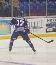 Blake Campbell's Men's Ice Hockey Recruiting Profile
