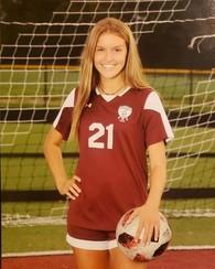 Ashley Harding's Women's Soccer Recruiting Profile