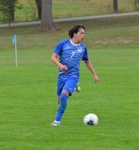 Zachary Queiroz's Men's Soccer Recruiting Profile