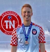Isaac Hooks's Men's Soccer Recruiting Profile