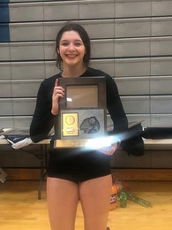 Ayva Cebollero's Women's Volleyball Recruiting Profile