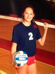 Bailee Crandall's Women's Volleyball Recruiting Profile