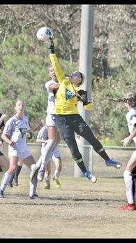 Grace Spriggs's Women's Soccer Recruiting Profile