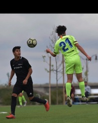Arman Estep's Men's Soccer Recruiting Profile