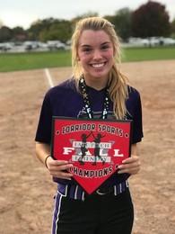 Emma Nibaur's Softball Recruiting Profile