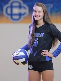 Evelyn Silverman's Women's Volleyball Recruiting Profile