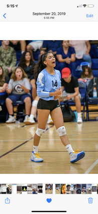 Madeline Caro's Women's Volleyball Recruiting Profile
