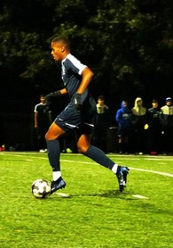 Xavier Harris's Men's Soccer Recruiting Profile