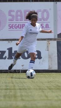 Miranda Olivares's Women's Soccer Recruiting Profile