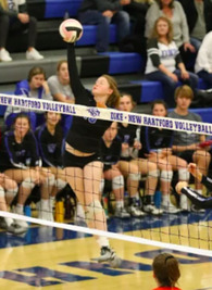 Taylor Hoehns's Women's Volleyball Recruiting Profile