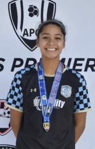 Melissa Rios's Women's Soccer Recruiting Profile