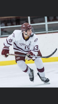 Romulus Riego de Dios's Men's Ice Hockey Recruiting Profile