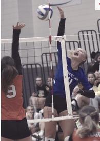 Kennedy Pugh's Women's Volleyball Recruiting Profile