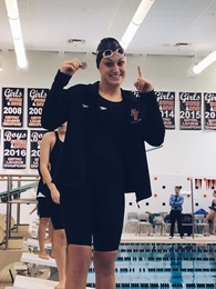 Abigail Dolliver's Women's Swimming Recruiting Profile