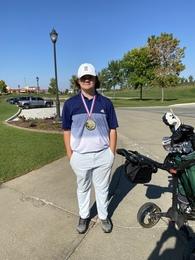 Bryson VanHoutte's Men's Golf Recruiting Profile