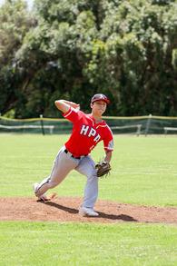 Nathaniel Heymann's Baseball Recruiting Profile