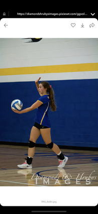 Kjerstin Nelson's Women's Volleyball Recruiting Profile