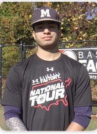 Ivan Diaz's Baseball Recruiting Profile