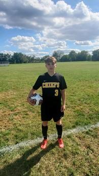 Jeffrey (JJ) Sundelof's Men's Soccer Recruiting Profile