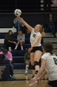 Madison Lovell's Women's Volleyball Recruiting Profile