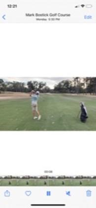 Chris Terzian's Men's Golf Recruiting Profile