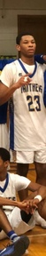 Ahmeer Cossom Men's Basketball Recruiting Profile