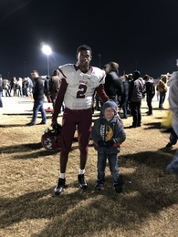 Donerius Crowder's Football Recruiting Profile