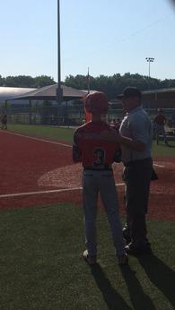 Bryce Montgomery's Baseball Recruiting Profile