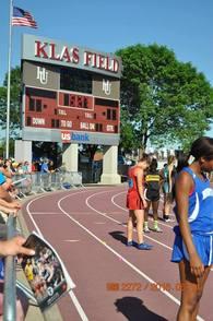 Elizabeth LaFond's Women's Track Recruiting Profile