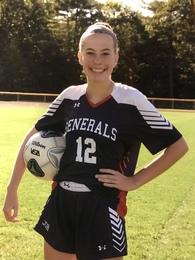 Samantha Veilleux's Women's Soccer Recruiting Profile
