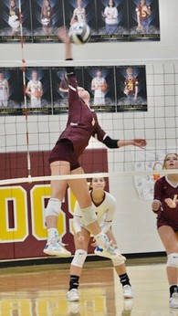 Sadie Walther's Women's Volleyball Recruiting Profile