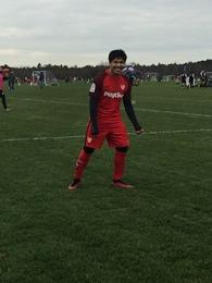 Steven Chimborazo's Men's Soccer Recruiting Profile
