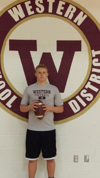 Steele Fortress's Football Recruiting Profile