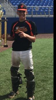 Nicholas Font's Baseball Recruiting Profile