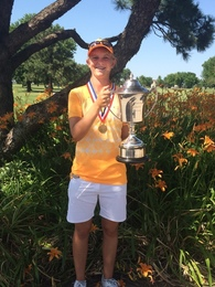 Megan Whittaker's Women's Golf Recruiting Profile