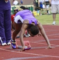 Brittany Ivory's Women's Track Recruiting Profile