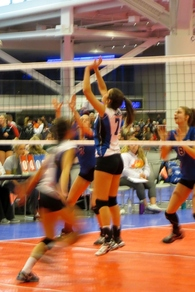 Kylie Fast's Women's Volleyball Recruiting Profile