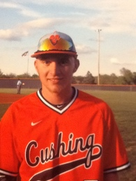 Thad Sherwood's Baseball Recruiting Profile
