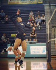 Hannah Emerson's Women's Volleyball Recruiting Profile