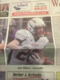 Jake Wilson's Football Recruiting Profile