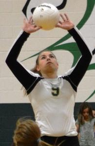 Angala Jensen's Women's Volleyball Recruiting Profile