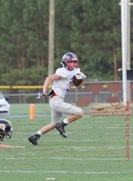 Chance Creel's Football Recruiting Profile