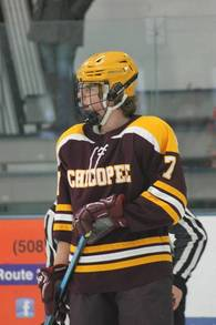 Tyler Bielecki's Men's Ice Hockey Recruiting Profile