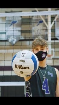 Blake Krapf's Men's Volleyball Recruiting Profile