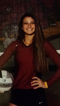 Jade Humphrey's Women's Volleyball Recruiting Profile