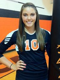 Ashley Selman's Women's Volleyball Recruiting Profile