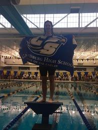 Erin Falsey's Women's Swimming Recruiting Profile