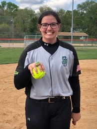 Jorja Holliday's Softball Recruiting Profile