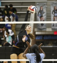 Veronika Webb's Women's Volleyball Recruiting Profile