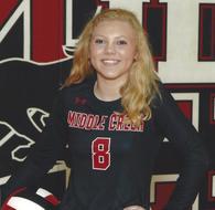 Sarah Hammer's Women's Volleyball Recruiting Profile